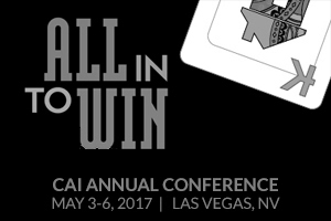 2017 CAI Annual Conference and Exposition