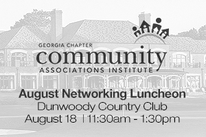 CAI of Georgia August Networking Luncheon