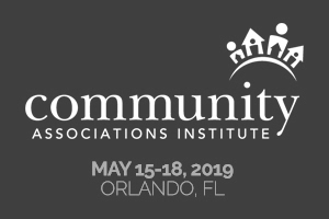 2019 CAI National Conference in Orlando, FL